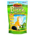 ナチュラルパーズ猫用トリーツ[Zuke's]は安全?腎臓に負担がかからない?口コミから効果と通販最安値を検証