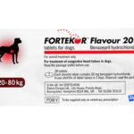 フォルテコール犬用20mgの口コミから心不全・腎不全への効果と副作用、通販最安値を検証
