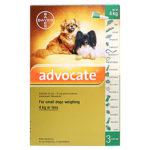 アドボケート(犬用)の口コミから効果的な使い方と副作用、通販最安値を検証