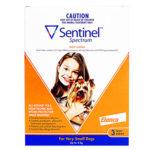 センチネルスペクトラム(犬用)の口コミから効果と副作用、通販最安値を検証